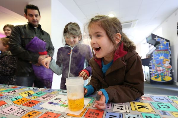Festival of Science and Curiosity, Nottingham