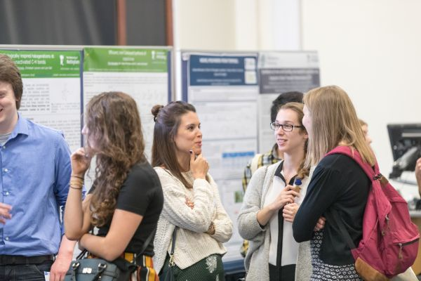 Engineering and Science for a Sustainable Future (Student-Led Conference)