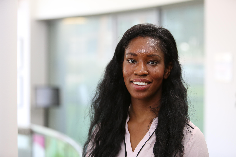 Jennifer Okoye
